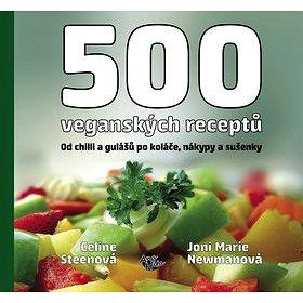 500 veganských receptů (978-80-87740-02-6)