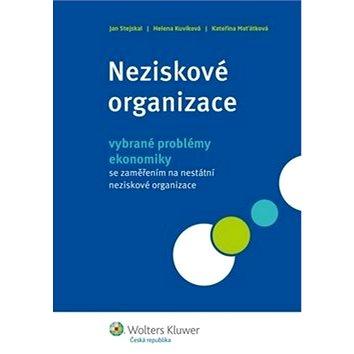 Neziskové organizace - vybrané problémy ekonomiky (978-80-7357-973-9)