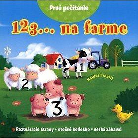 123... na farme: Prvé počítanie (978-80-8142-075-7)