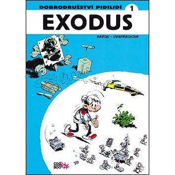 Dobrodružství pidilidí 1 Exodus (978-80-7447-254-1)