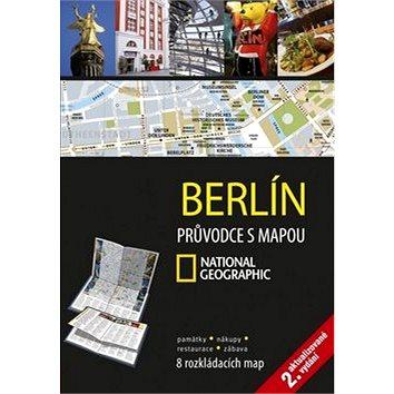 Berlín průvodce s mapou: 12 rozkládacích map (978-80-264-0086-8)