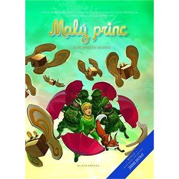 Mladá fronta Malý princ a planeta Slova (978-80-204-2597-3)