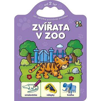 Zvířata v ZOO: Jak děťátka poznávají zvířátka (978-80-87641-50-7)