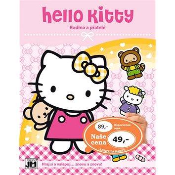 Hello Kitty Rodina: Samolepková knížka (978-80-86957-10-4)