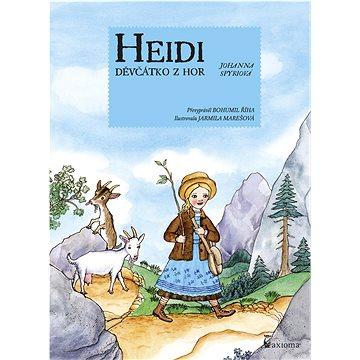 Heidi děvčátko z hor (978-80-7292-270-3)