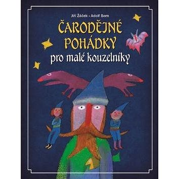 Čarodějné pohádky pro malé kouzelníky (978-80-7391-741-8)