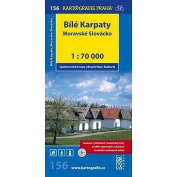 Bílé Karpaty Moravské Slovácko: cyklomapa 1: 70 000 (978-80-7011-993-8)