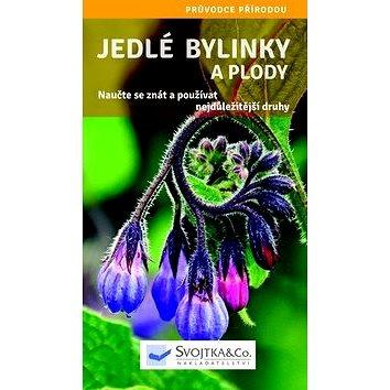 Jedlé bylinky a plody: Naučte se znát a používat nejdůležitější druhy (978-80-256-1059-6)