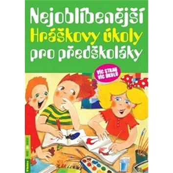 Nejoblíbenější Hráškovy úkoly pro předškoláky (978-80-7346-152-2)