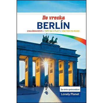 Berlín do vrecka (978-80-8107-670-1)