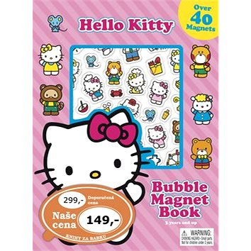 Hraj si s magnety Hello Kitty (978-80-87818-10-7)