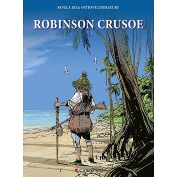 Robinson Crusoe (978-80-247-4742-2)