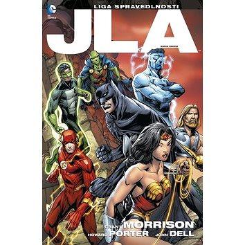 JLA 2: Liga spravedlnosti (978-80-7461-350-0)