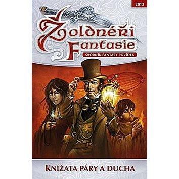 Žoldnéři Fantasie Knížata páry a ducha: 4 (978-80-87364-38-3)