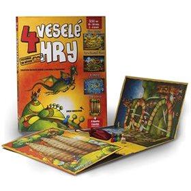 4 veselé hry: Leporelo s kostkou a figurkami (978-80-905488-0-0)