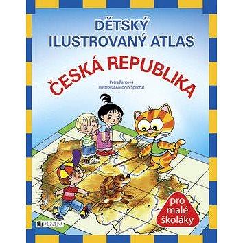 Dětský ilustrovaný atlas Česká republika (978-80-253-1801-0)