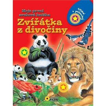 Zvířátka z divočiny: Moje první zvuková knížka (978-80-7371-593-9)