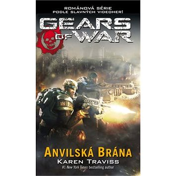 Gears of War 3 Anvilská brána (978-80-7479-005-8)