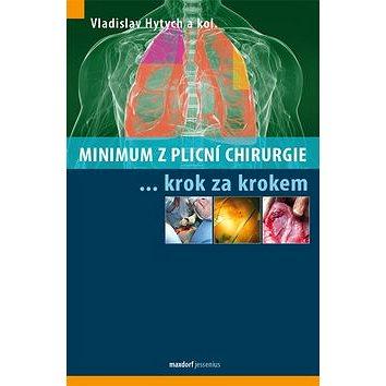 Minimum z plicní chirurgie krok za krokem (978-80-7345-347-3)