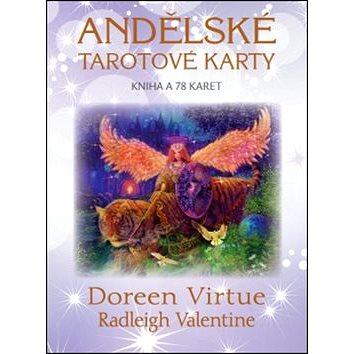 Andělské tarotové karty: Kniha a 78 kaert (978-80-7370-230-4)