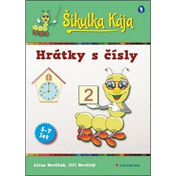 Šikulka Kája Hrátky s čísly (978-80-247-4859-7)