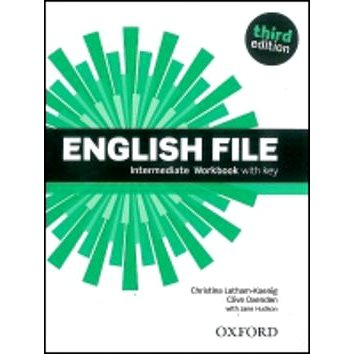 English File Intermediate Workbook with key: Third Edition (978-0-945198-4-7)