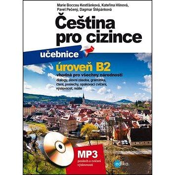 Čeština pro cizince úroveň B2: učebnice a cvičebnice + MP3 (978-80-266-0178-4)