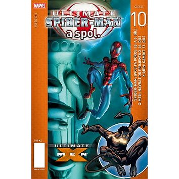 Ultimate Spider-Man a spol. 10 (978-6-600-7210-6)