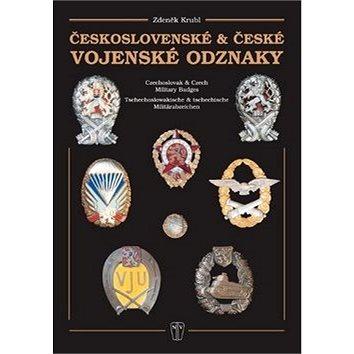 Československé a české vojenské odznaky (978-80-206-1353-0)