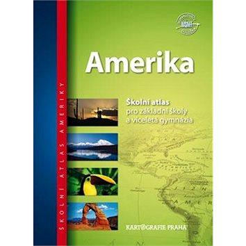 Amerika Školní atlas (978-80-7393-336-4)