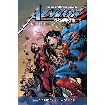 Superman Action comics 2 Neprůstřelný (978-80-7461-422-4)