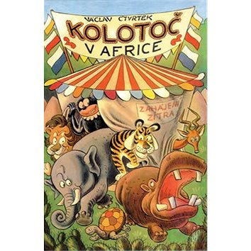 Kolotoč v Africe (978-80-7390-027-4)