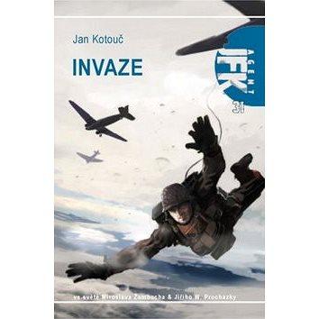 Invaze: Agent JFK 31 (978-80-7387-706-4)