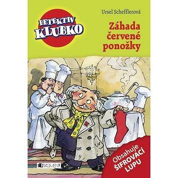 Záhada červené ponožky: Detektiv Klubko (978-80-253-1945-1)