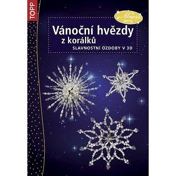 Vánoční hvězdy z korálků: Slavnostní ozdoby v 3D (978-80-7342-275-2)