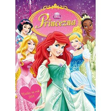Princezny Knížka na rok 2014 (978-80-252-2751-0)