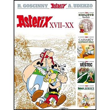 Asterix XVII - XX (978-80-252-2168-6)