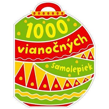 1000 vianočných samolepiek (978-80-8107-726-5)