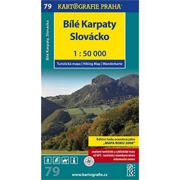 Bílé Karpaty 1:50 000: turistická mapa (978-80-7393-170-4)
