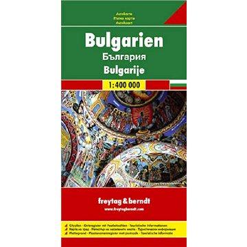 Bulharsko 1:400 000 (978-3-07-90322-5)