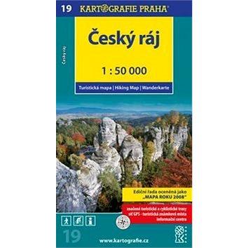 Český ráj 1:50 000 (978-80-7393-224-4)