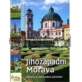 Jihozápadní Morava: Český atlas (978-80-7316-181-1)
