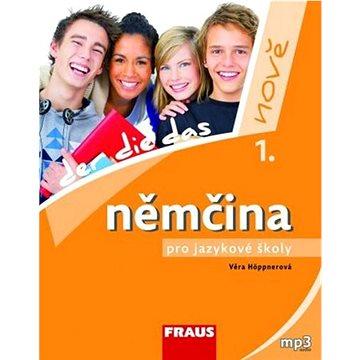Němčina pro jazykové školy nově 1: Der, die, das + CD (978-80-7238-912-4)