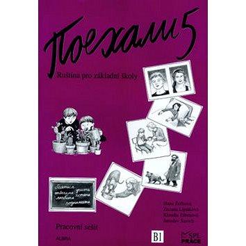 Pojechali 5 pracovní sešit ruštiny pro ZŠ (978-80-7361-046-3)