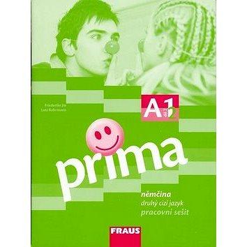 Prima A1/díl 2 Pracovní sešit: Němčina druhý cizí jazyk (978-80-7238-753-3)