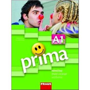 Prima A1/díl 2 Němčina jako druhý cizí jazyk učebnice (978-80-7238-752-6)