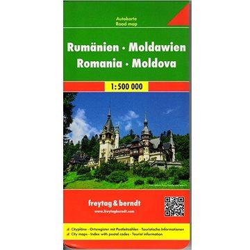 Rumunsko Moldavsko (978-3-07-90571-7)