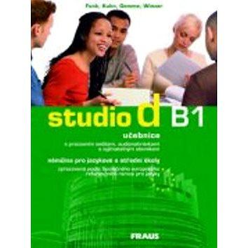 studio d B1: Němčina pro JŠ a SŠ, učebnice + CD (978-80-7238-734-2)