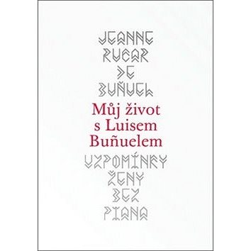 Vzpomínky ženy bez piana: Můj život s Luisem Bunuelem (978-80-87292-19-8)