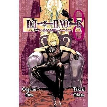 Death Note Zápisník smrti 8 (978-80-7449-201-3)